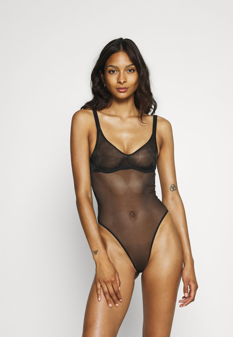Agent Provocateur - LUCKY STRUCTURED - Body - black