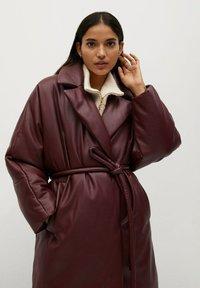Mango - KETCHUP - Winter coat - granatrot - 2