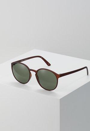 SWIZZLE LE THOUGH - Sluneční brýle - matte copper