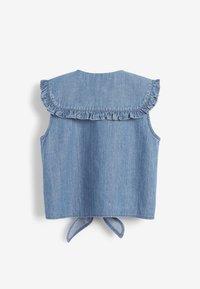 Next - Overhemdblouse - blue denim - 1