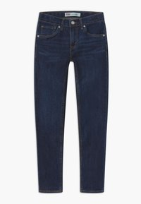 Levi's® - 510 SKINNY - Jeans Skinny Fit - dark-blue denim - 0