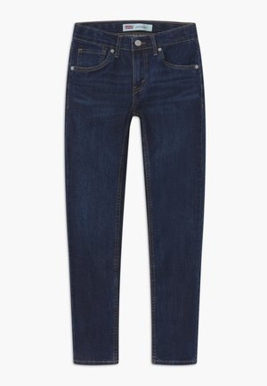 510 SKINNY - Vaqueros pitillo - dark-blue denim
