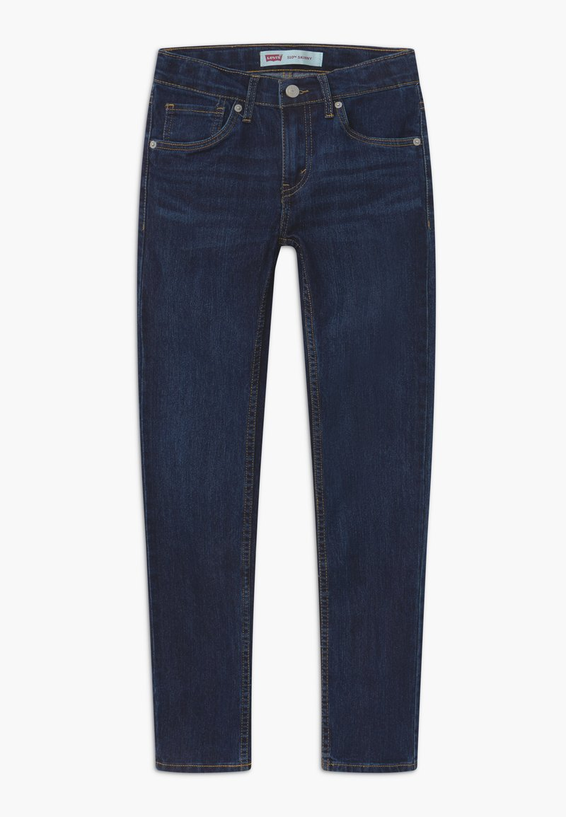 Levi's® - 510 SKINNY - Jeans Skinny Fit - dark-blue denim