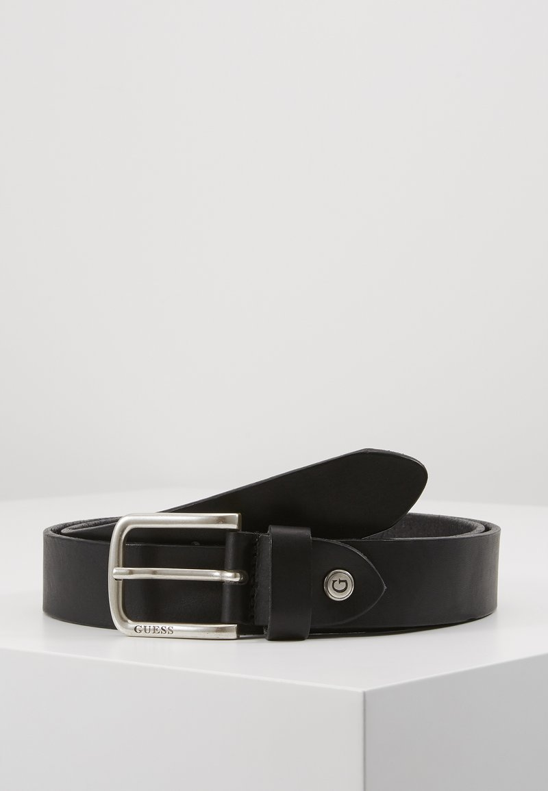 Guess - ADJUSTABLE BELT - Riem - black