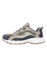 The North Face - M ARCHIVE TRAIL KUNA CREST - Trainers - vintage khaki/urban navy - 0