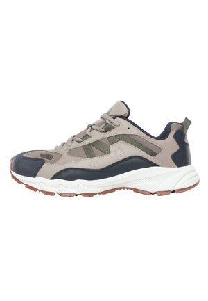 M ARCHIVE TRAIL KUNA CREST - Baskets basses - vintage khaki/urban navy