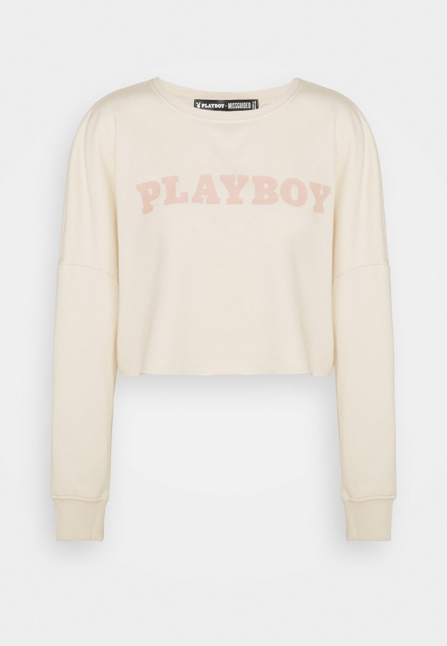 Women PLAYBOY LOGO - Sweatshirt