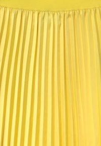 Grunt - HAZZ - A-line skirt - yellow - 2