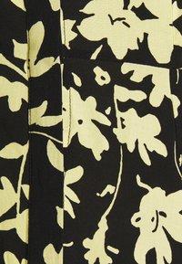 Anna Field - Paitamekko - black/yellow - 2