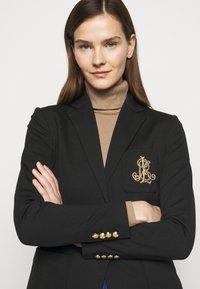 Lauren Ralph Lauren - MODERN PONTE - Sportovní sako - polo black - 3