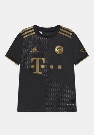 FC BAYERN MÜNCHEN A UNISEX - Club wear - black