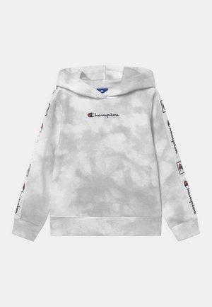 C-TONE HOODED UNISEX - Sweatshirt - white