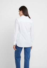 s.Oliver - Button-down blouse - white - 2