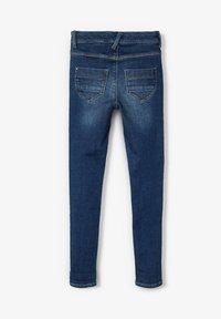 Name it - Jeans Skinny Fit - dark blue denim - 4