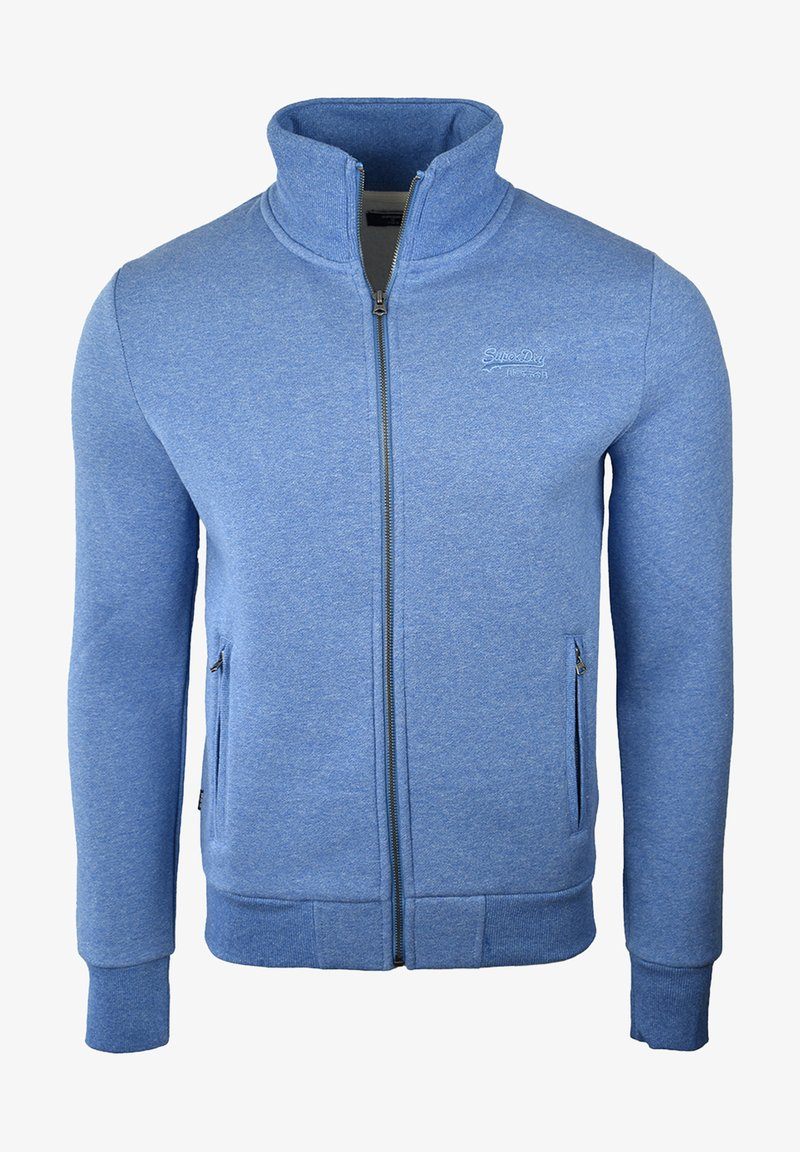 Superdry - Collegetakki - bright blue grit