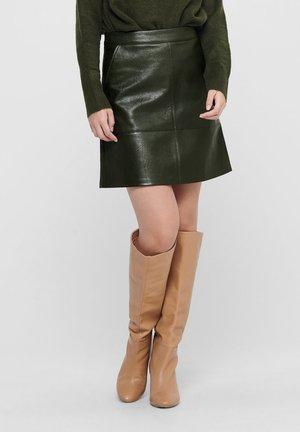 A-line skirt - rosin