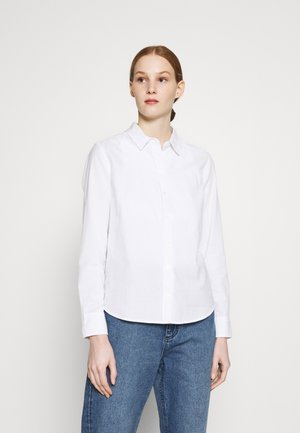 THE CLASSIC SHIRT - Button-down blouse - bright white