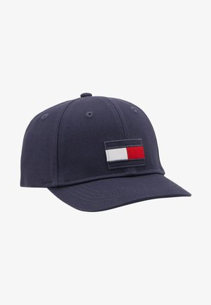 BIG FLAG - Caps - blue