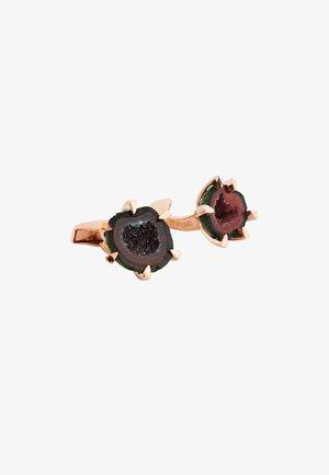 Cufflinks - brown