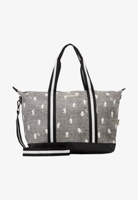 Kidzroom - SHOPPING BAG MICKEY MOUSE MY FAVOURITE MEMORIES - Baby changing bag - grey - 4