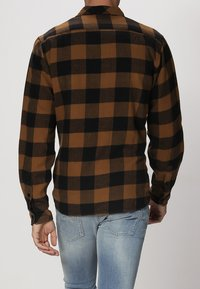 Dickies - SACRAMENTO - Camisa - brown duck - 3