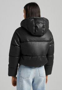 Bershka - Light jacket - black - 2