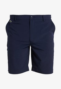 Lacoste Sport - GOLF BERMUDA SHORT - Pantalón corto de deporte - navy blue - 3
