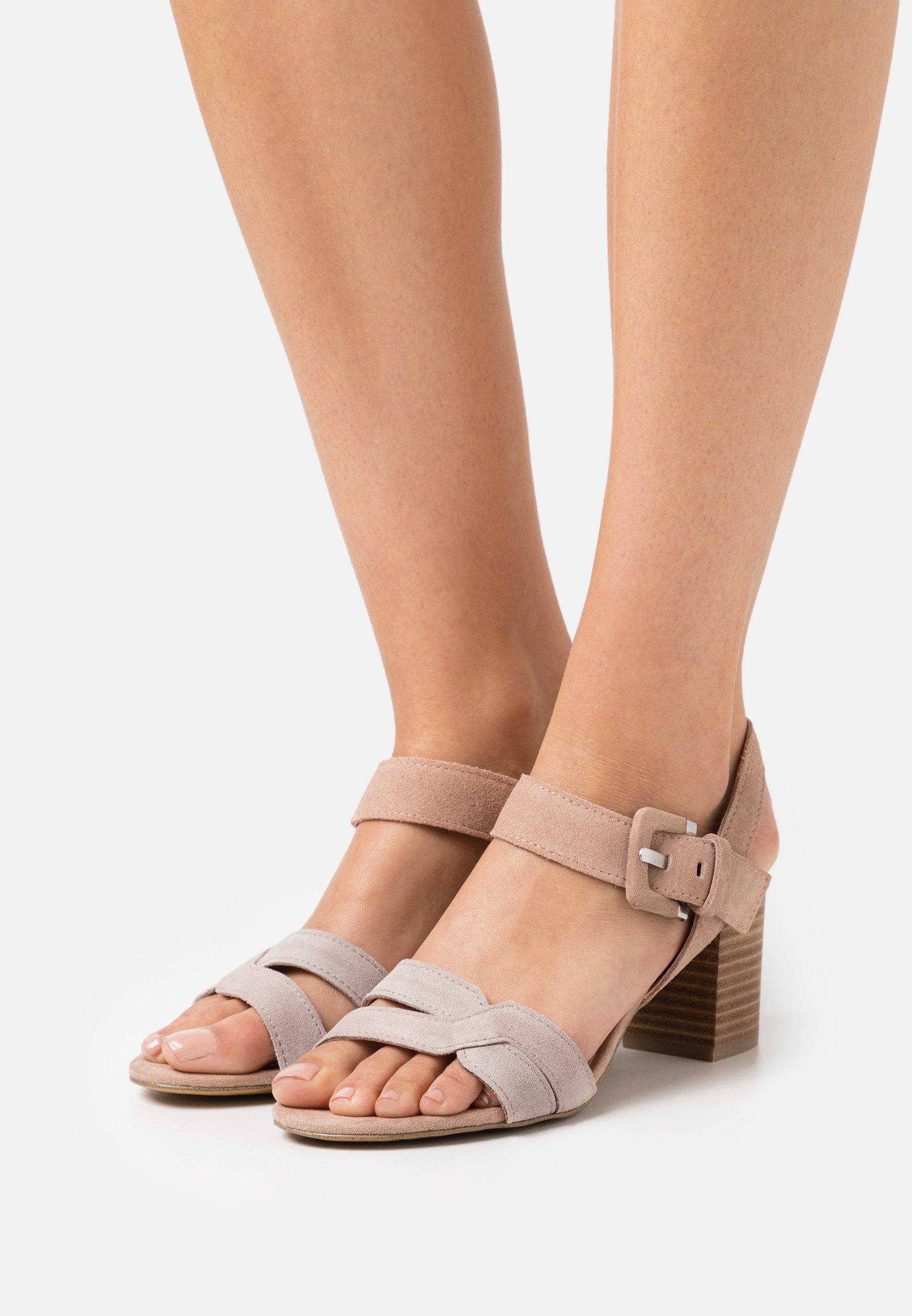 Women Sandals - nude