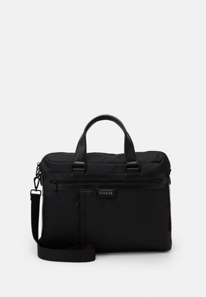MASSA BRIEFCASE - Aktovka - black