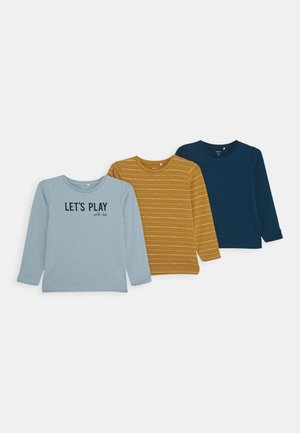 NBMLAUST 3 PACK  - Long sleeved top - gibraltar sea