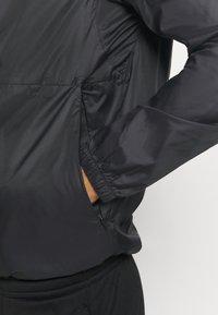 Lacoste Sport - RAIN JACKET - Veste de survêtement - black - 3