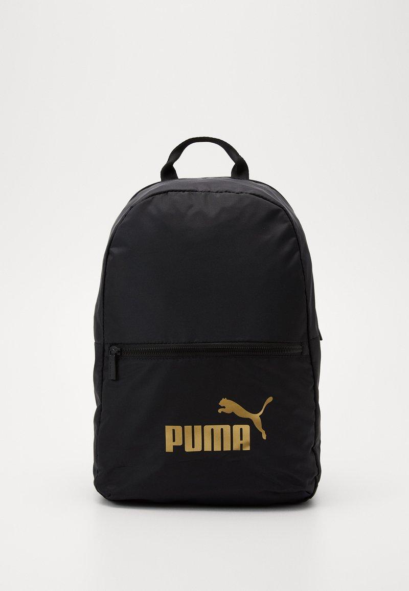 Puma - CORE SEASONAL DAYPACK - Rucksack - black solid