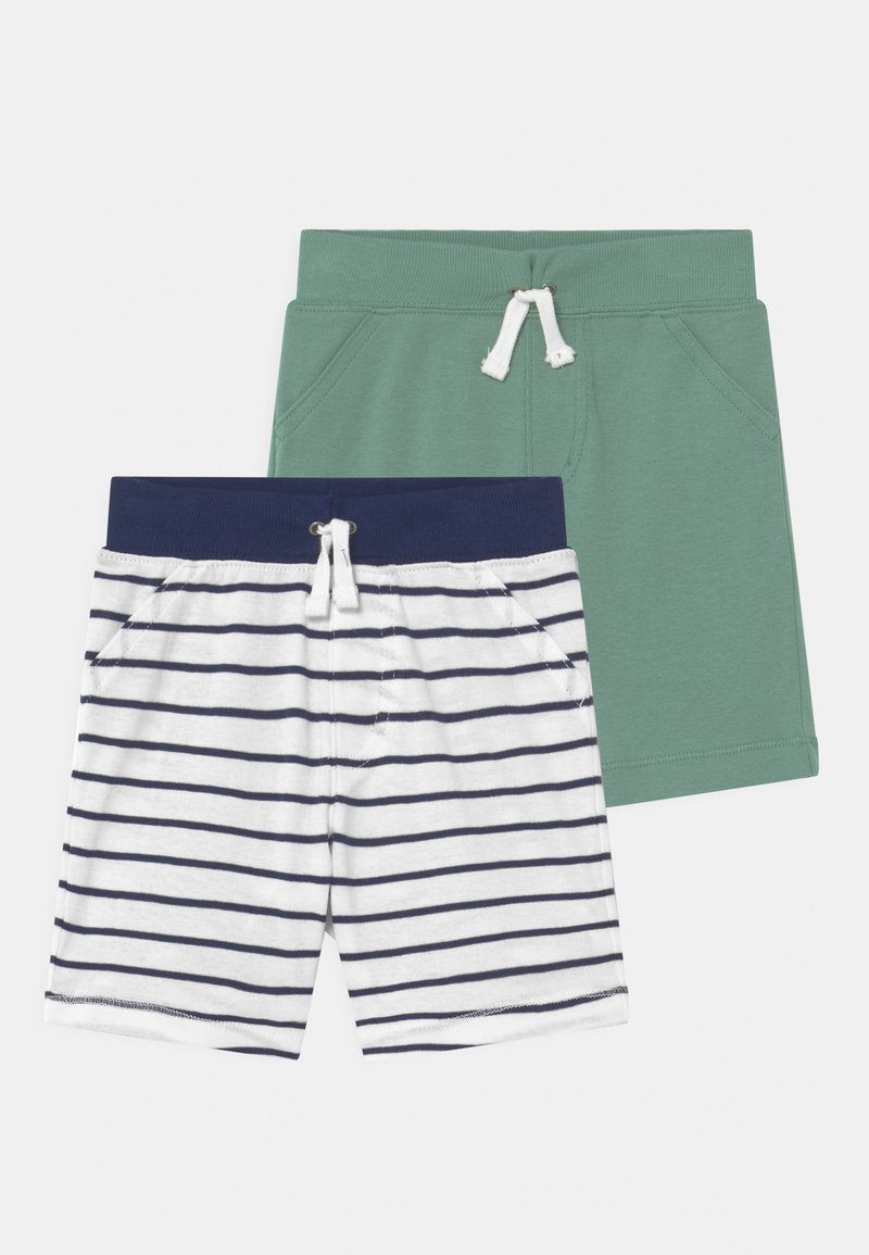 Carter's - 2 PACK - Shorts - dark blue/green