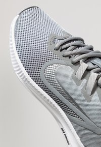 Nike Performance - DOWNSHIFTER  - Neutral running shoes - cool grey/metallic silver/wolf grey - 5
