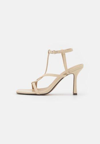 BOA - Sandals - nude