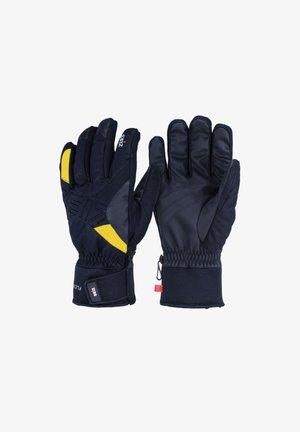 Gloves - schwarz/neongelb