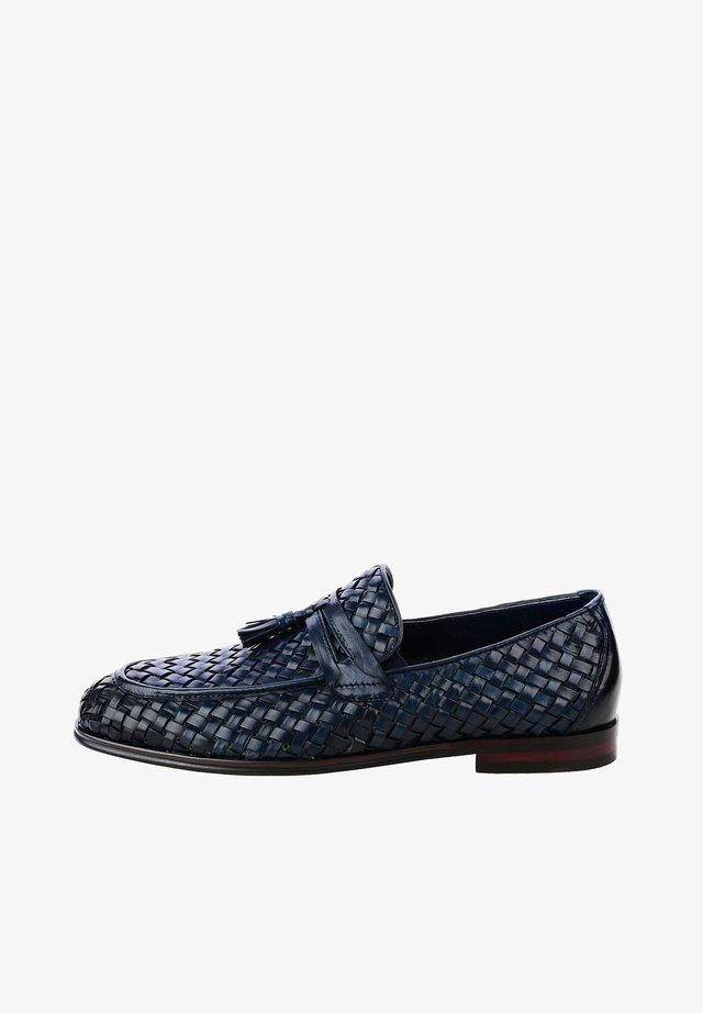 PAVONA - Mocassins - navy blue