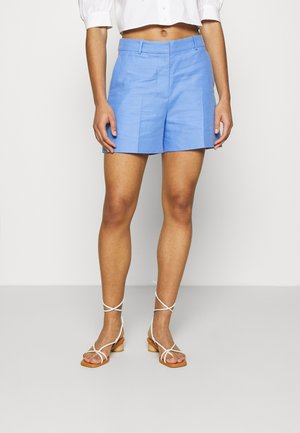 Shorts - bright blue