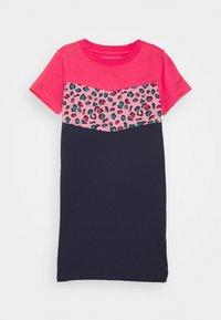 Friboo - 3 PACK - Jerseyjurk - pink/dark blue/pink - 1