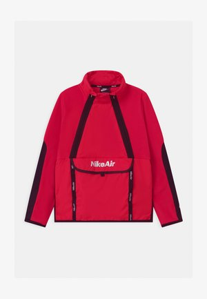 REFLECTIVE AIR - Fleece jumper - university red/black/white