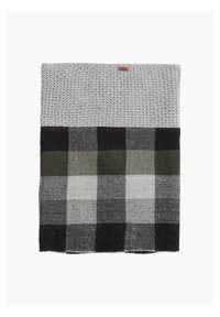 s.Oliver - Snood - grey check - 3
