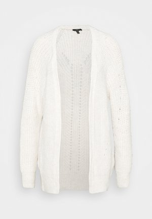 CARDIGAN - Cardigan - antique white