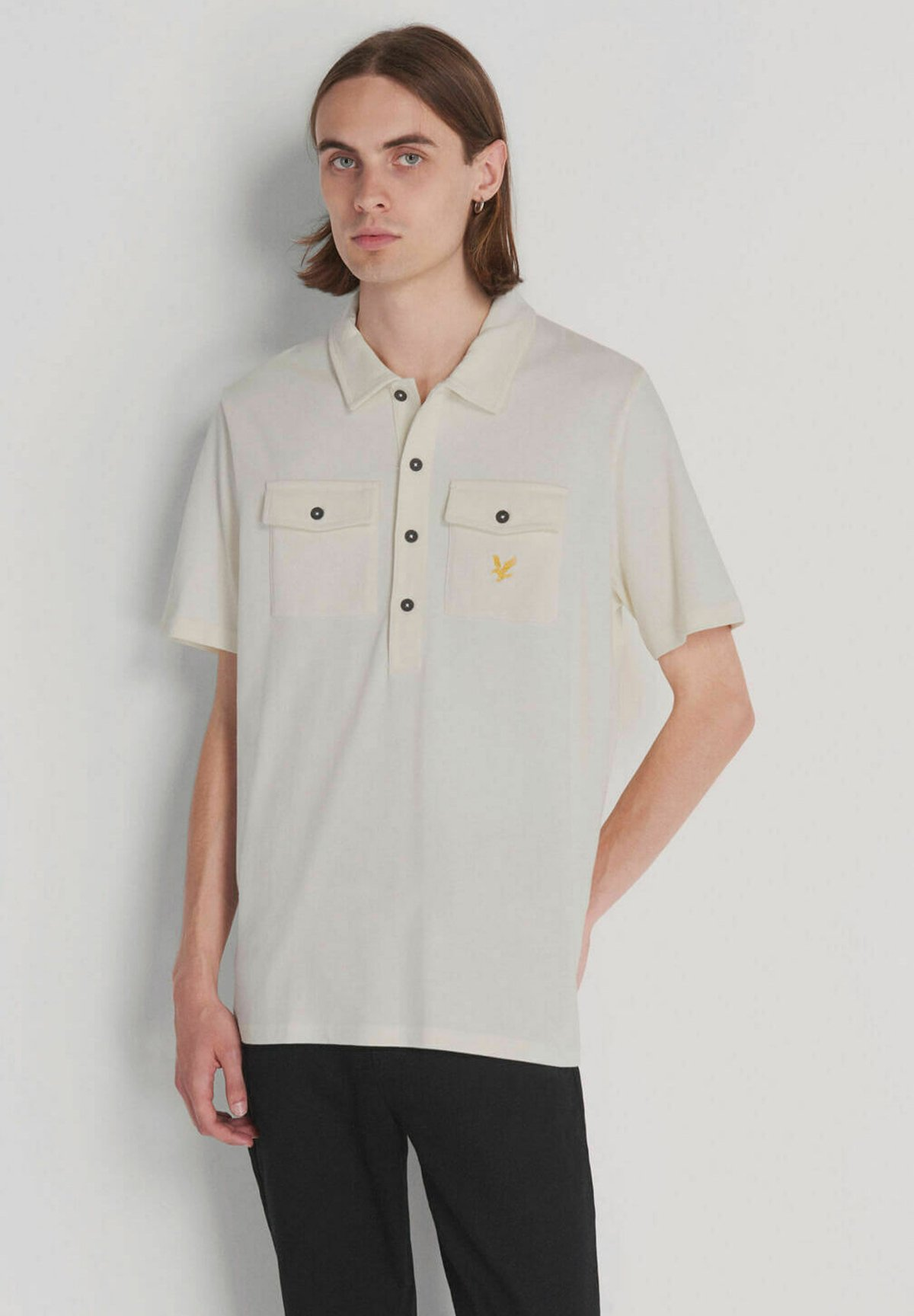 Men ARCHIVE TWO POCKET RELAXED FIT - Polo shirt