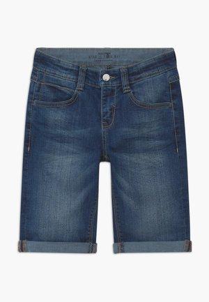 Short en jean - rinsed denim
