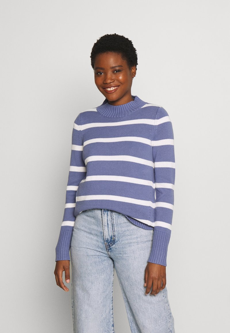 GAP - Jumper - blue/white