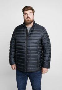 Calvin Klein - LIGHT DOWN LINER - Light jacket - black - 0