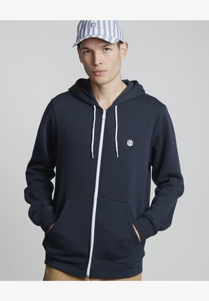 CORNELL CLASSIC - Zip-up hoodie - eclipse navy