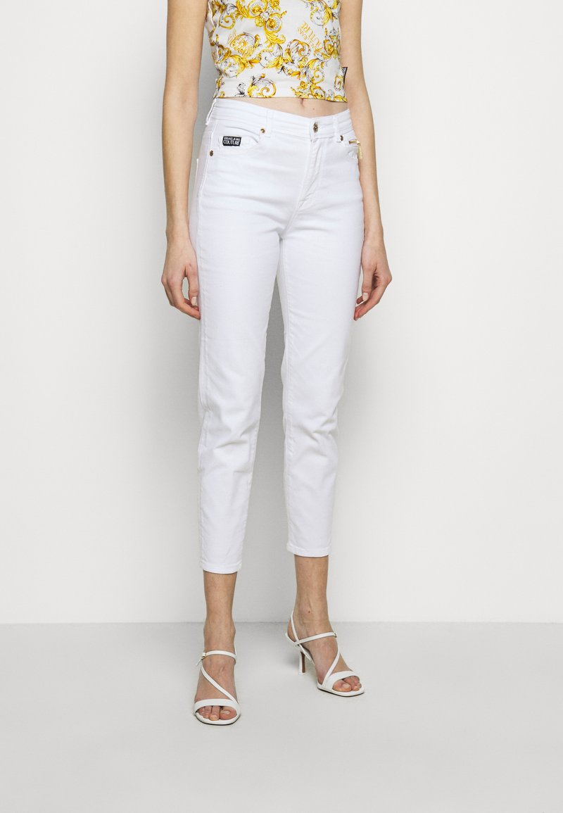 Versace Jeans Couture - Slim fit jeans - white