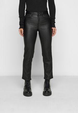 VICOMMIT COATED PANT - Trousers - black