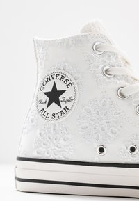 Converse - CHUCK TAYLOR ALL STAR - Høye joggesko - white/black - 2